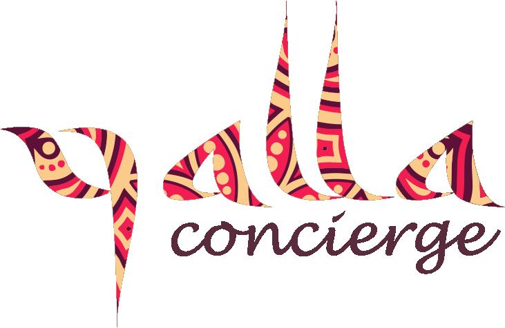 yalla concierge logo
